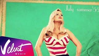 Смотреть или скачать клип Анна Семенович - Июльское лето