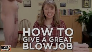 UCB Comedy: How to Give a Great Blowjob