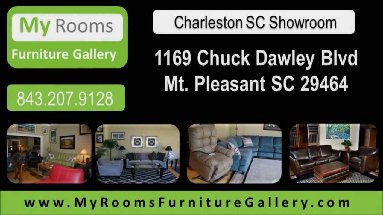 Charleston Sc Local Furniture Store My Rooms Furniture Gallery Youtube
