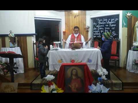 Santa Missa | 22.06.2021 | Terça-feira | Padre Francisco de Assis | ANSPAZ