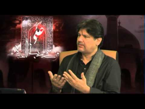 ZIKR E MOULA ALI A S 19 07 14 PART01  HIDAYAT TV