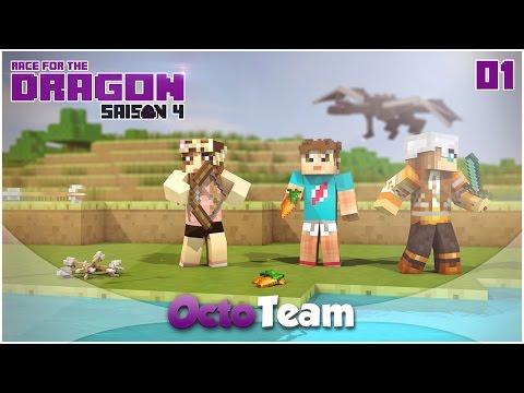 Race For The Dragon S4 - Ep.01 - Un bon commencement !