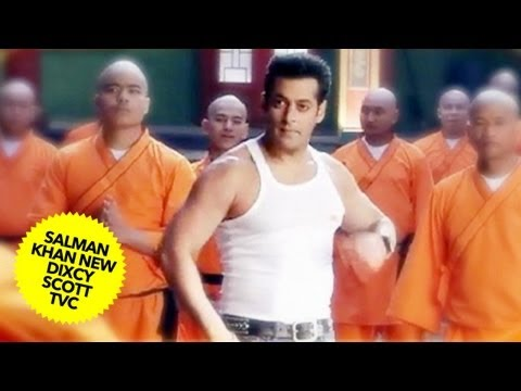 Salman Khan With A Chinese Twist In NEW Dixcy Scott TVC