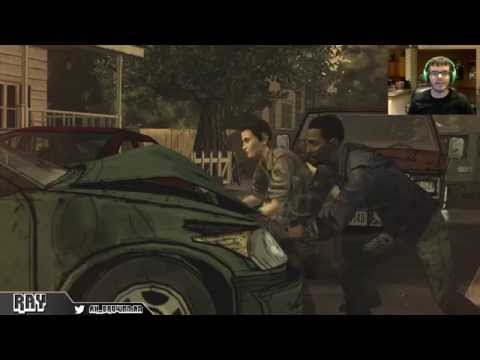 Twitch Livestream | The Walking Dead Season One: Episode 1 A New Day
