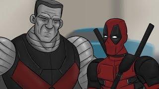 Ako mali skončiť Deadpool