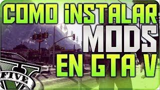 GTAV COMO INSTALAR MODS EN GTA V ONLINE PS3 PIRATA