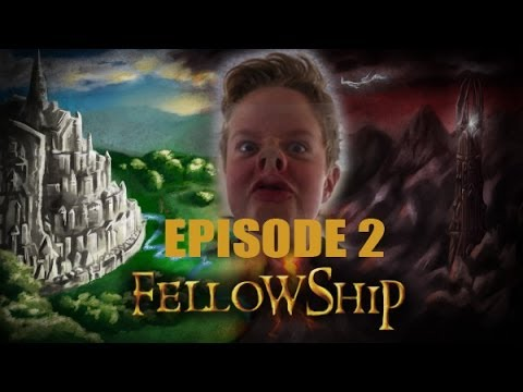 Fellowship EP 2 - Finding resources OG DERPER! + Mic mutet for 2 min :/