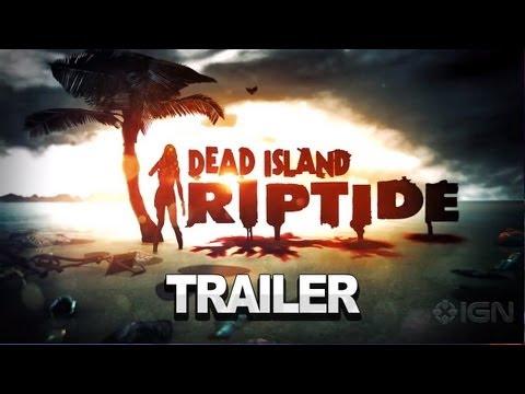 Новый трейлер Dead Island: Riptide