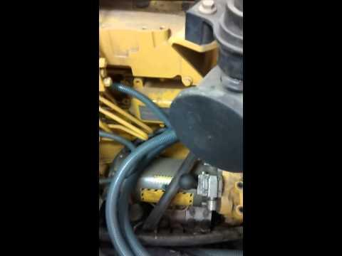 Gerador de emergencia   partida com motor de molas