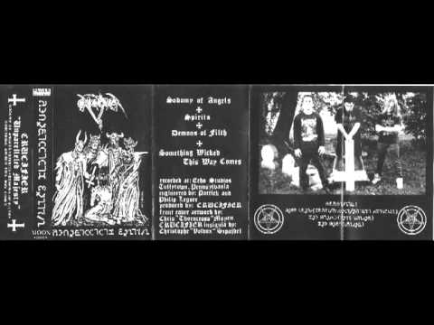 Crucifier -   Sodomy of Angels