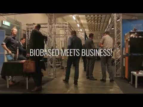 Aftermovie Biobased Business Event Emmen en 3DprintEU 2016