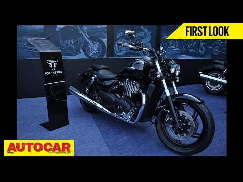 Triumph Motorcycles In India | Launch Video Review | Autocar India