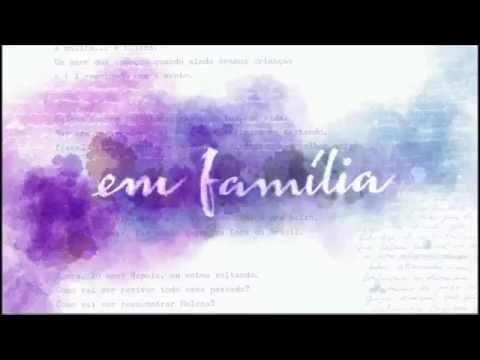CD Em Família - Internacional (COMPLETO)