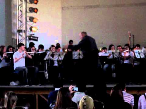 2º Encontro de Bandas Jazz Band Elite 2013 - Corupá/SC