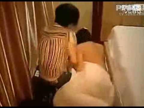 Vợ bắt quả tang chồng ngoại tình trong nhà nghỉ