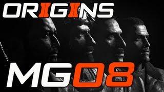 Origins Zombies: MG08 Machine Gun - Weapon Analysis