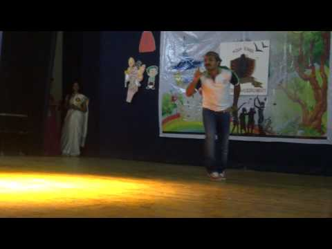 1234 Get on the dance floor stage performance - Chennai Express