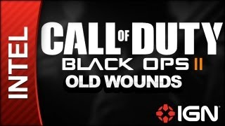 Call Of Duty: Black Ops 2 All Old Wounds Intel Locations