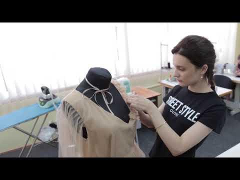 В гостях на курсах кройки и шиться Studio Atelier