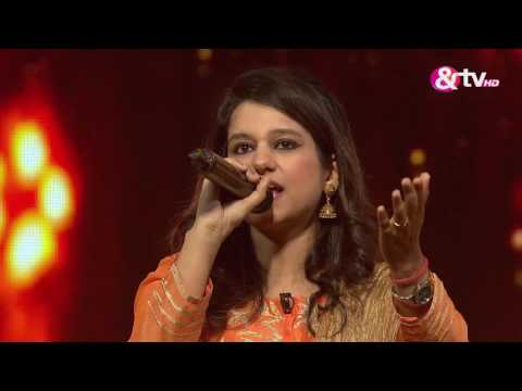 Neha Vats - Performance - Knock Out Round Episode 16 - January 29, 2017 - The Voice India Season2