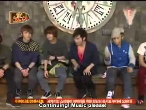 SHINee KEY and MBLAQ MIR's Girl Group Dance Battle
