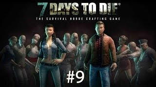 Lets Play 7 Days To Die Episode 9 - Rocket Launcher
