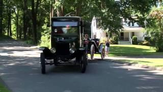 1925 Model T Tow Truck