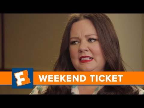 Tammy, Earth To Echo - Guest: Melissa McCarthy | Weekend Ticket | FandangoMovies