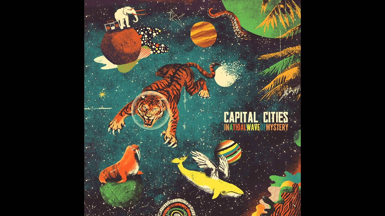 "Capital Cities - ""Origami"""