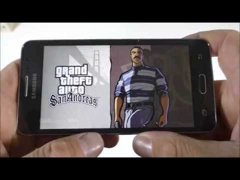 Samsung Galaxy Grand Prime GAMING TEST - NFS, GTA, Modern Combat.