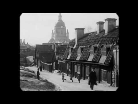 Štokholm v roku 1913