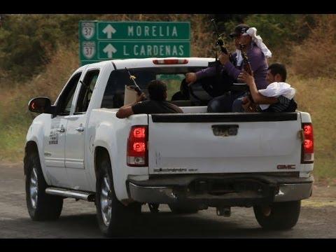 Las autodefensas en Michoacán avanzan y liberan más poblados -- Exclusivo Online