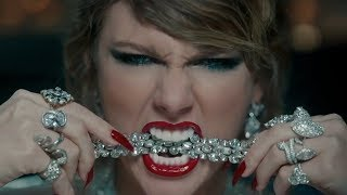 """5 Taylor Swift """"Look What You Made Me Do"""" Lyrics EVERYONE Is Talking About"""