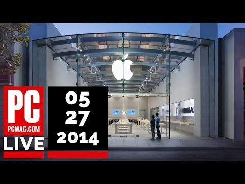 PCMag Live 05/27/14: Apple Smart Home Rumors & Amazon vs Hachette
