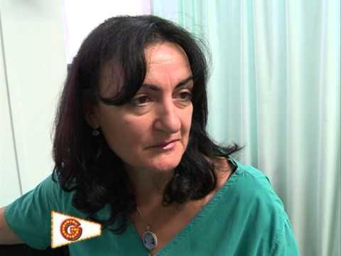 Glamur Anastasija kod ginekologa
