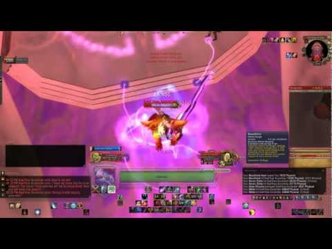 LVL 90 fury warrior solo's Kael'thas Sunstrider in Tempest Keep - 1st fury Build - PATCH 5.0.5