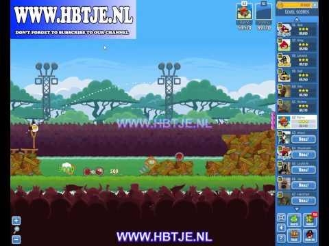Angry Birds Friends Tournament Week 74 Level 4 high score 89k (tournament 4)