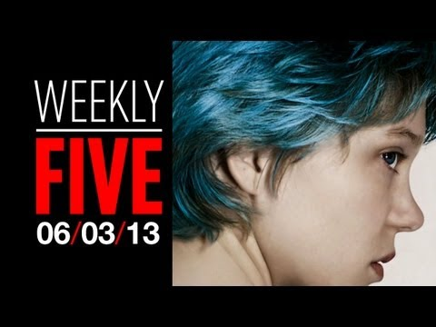The Weekly Five - June 4, 2013 HD