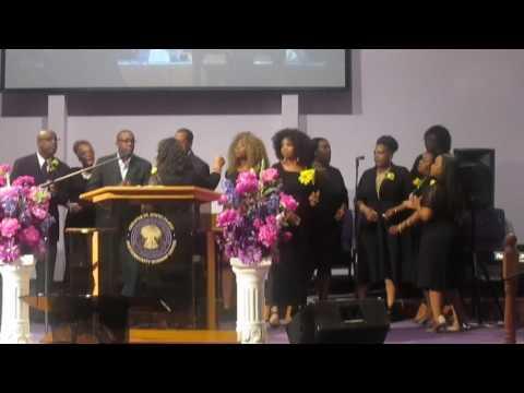 Greater St. John COGIC JR. Church Reunion 2017: