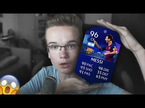 REAL LIFE FIFA 19 PACK OPENING! 😱