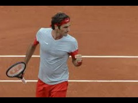 Roger Federer vs Dmitry Tursunov - 2014 French Open (Roland Garros Hightlights & Review)