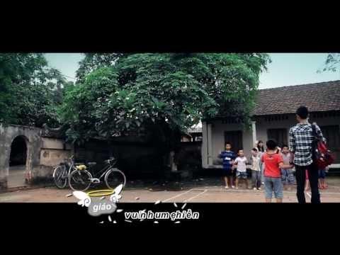 Cho Tôi Xin Một Vé Đi Tuổi Thơ - Lynk Lee [ Video Lyric Kara ]