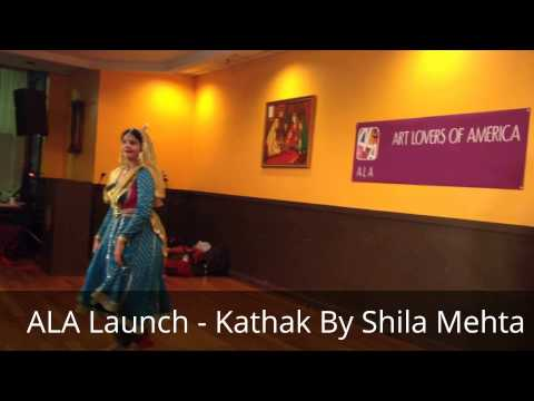 ALA Launch - Kathak By Shila Mehta (Trailer )