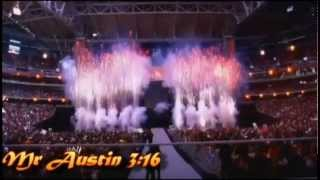 Wrestlemania 29 Official Song I´m Coming Home [HD]