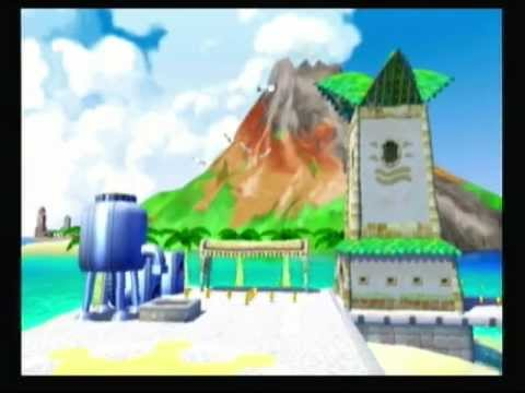Let's Play Super Mario Sunshine Part 28: Cleaning Up The Plaza