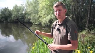 Puść film ***CARP FISHING TV*** NEW Rangemaster 20 Carbon Throwing Stick