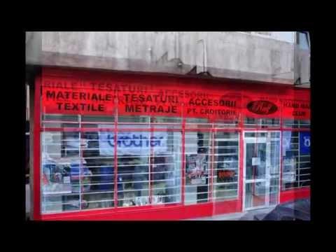 Magazinele RALF - Mercerie - Pasmanterie - Materiale textile - Masini de cusut - Cosmetice