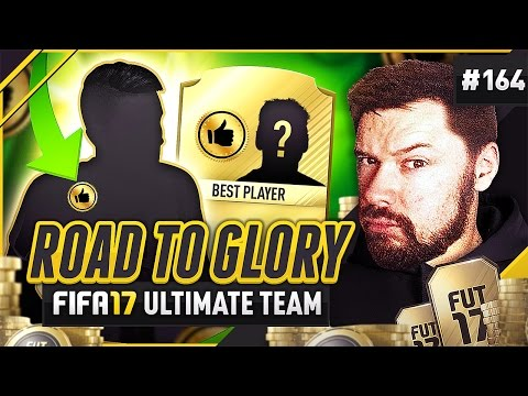 THE BEST PLAYER EVER! - #FIFA17 Road to Glory! #164 ultimate team