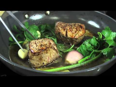 Biftek s gremolátou