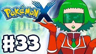 Pokemon X And Y Gameplay Walkthrough Part 33 Poke Ball